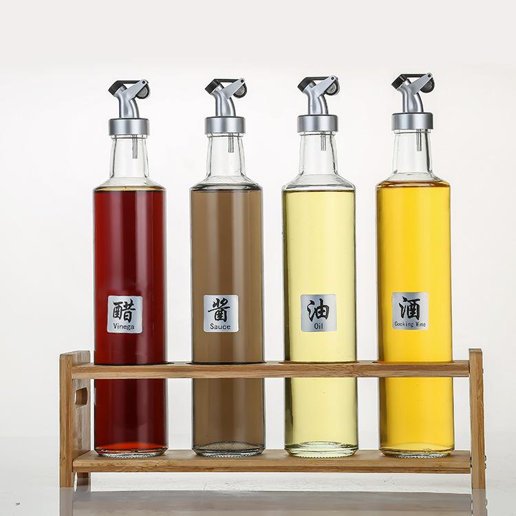 vinegar bottles supplier