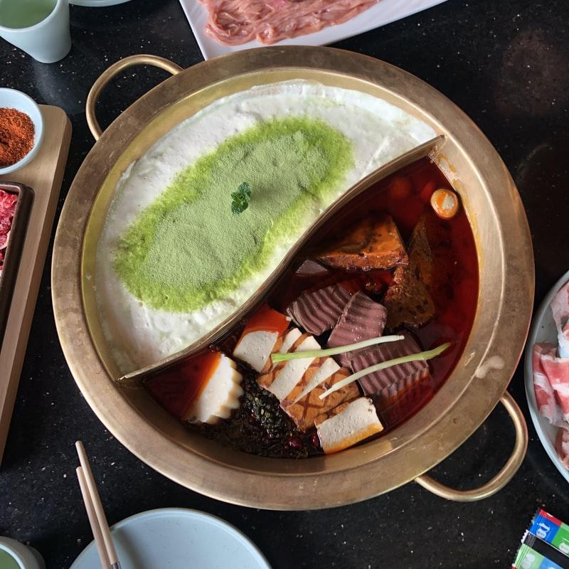 Chinese hot pot near me